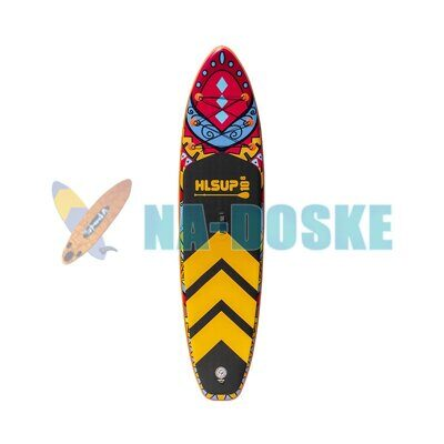 HL SUP 10'6 Dakota supboard для сёрфинга