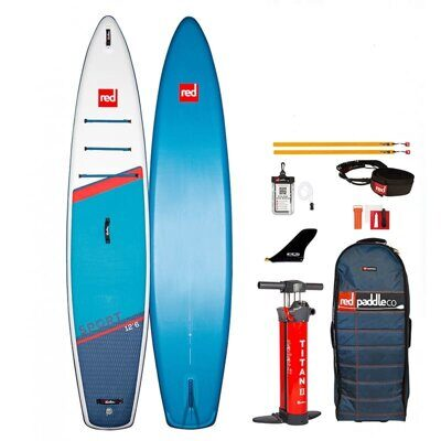 Туринговый Sup-борд Red Paddle 12'6 SPORT 2021
