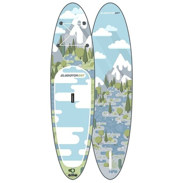 Туринговый SUP-борд Gladiator FOREST 10.6